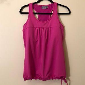 Athleta Pink Workout Tank Top, M